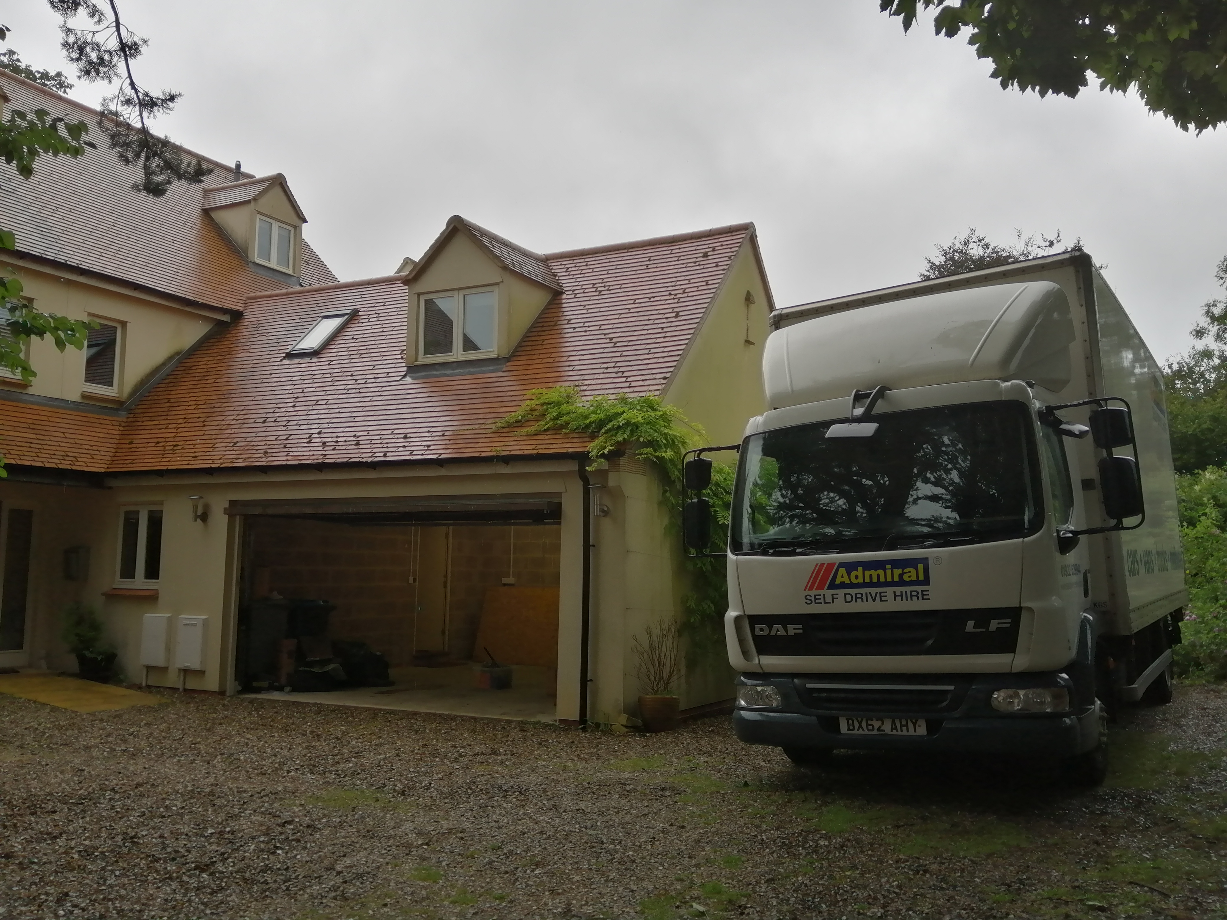 House Move Chipping Norton To Donnington