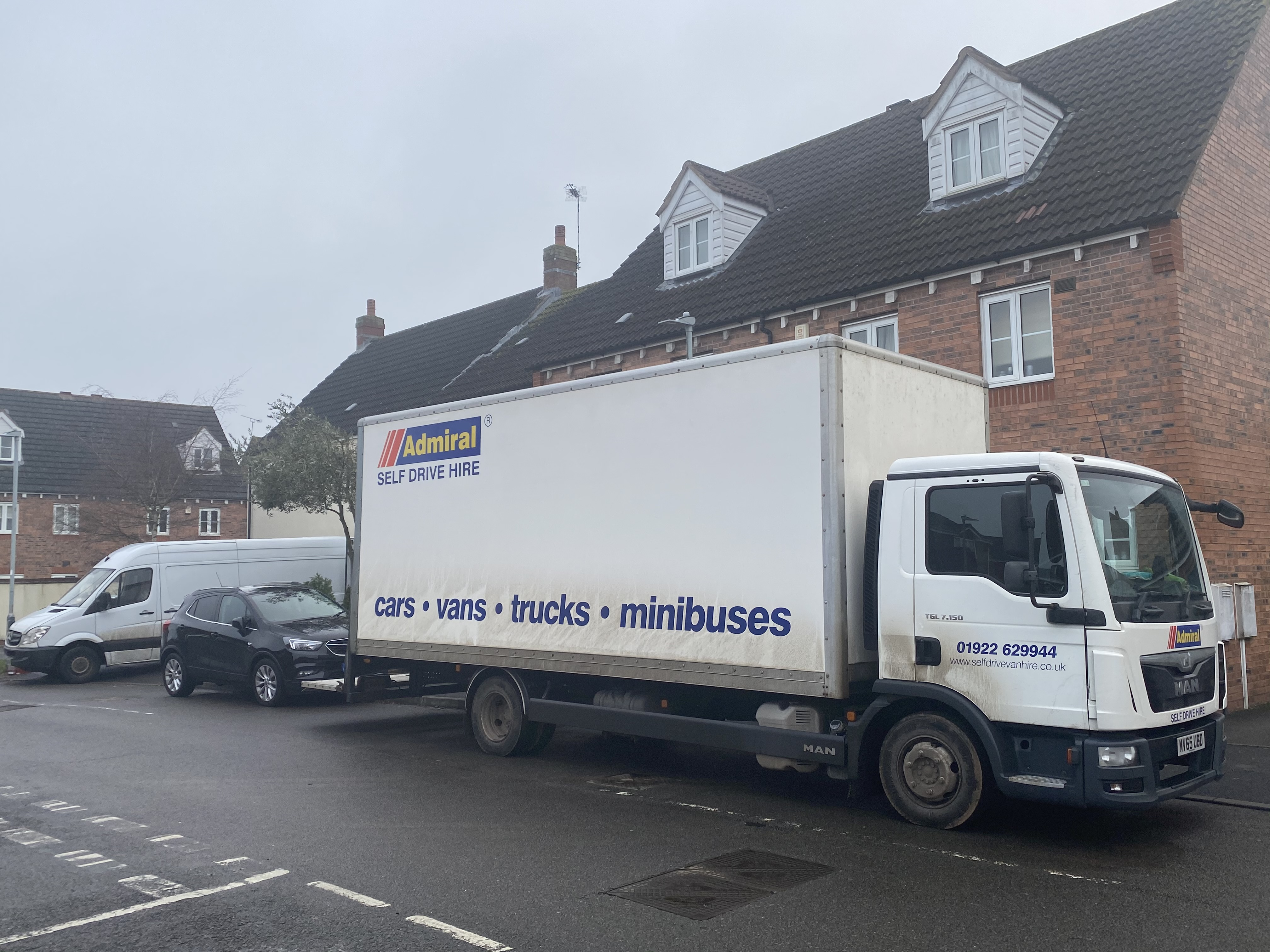 House Move Chipping Norton To Warwick